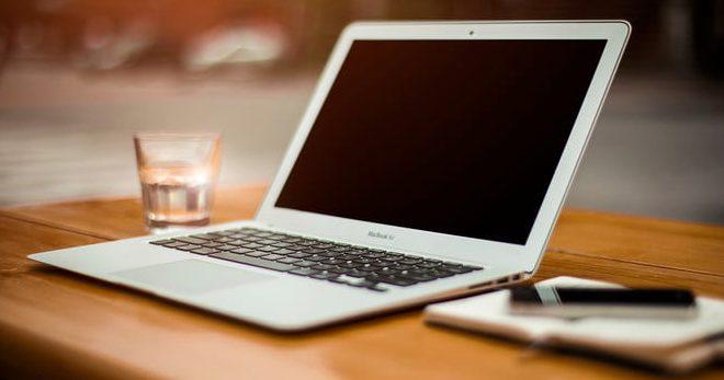 Macbook Air 2 660x347 لپ تاپ 13 اينچي اپل مدل MacBook Air MQD32 2017