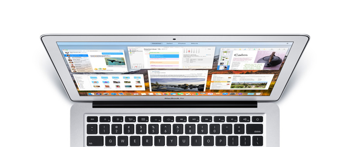 Macbook Air 3 لپ تاپ 13 اينچي اپل مدل MacBook Air MQD32 2017