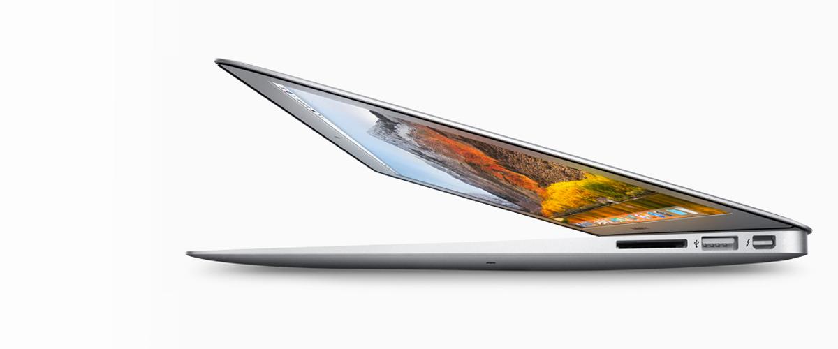 Macbook Air 5 لپ تاپ 13 اينچي اپل مدل MacBook Air MQD32 2017