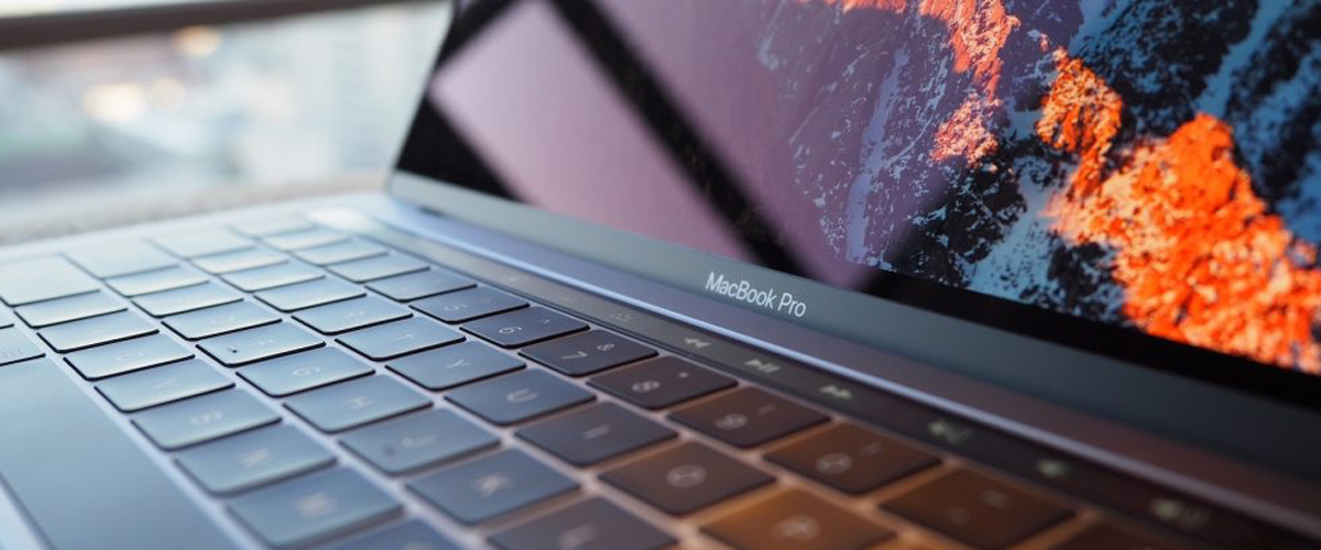 Macbook pro 8 لپ تاپ 15 اینچی اپل مدل 2017 MacBook Pro MPTU2 همراه با تاچ بار