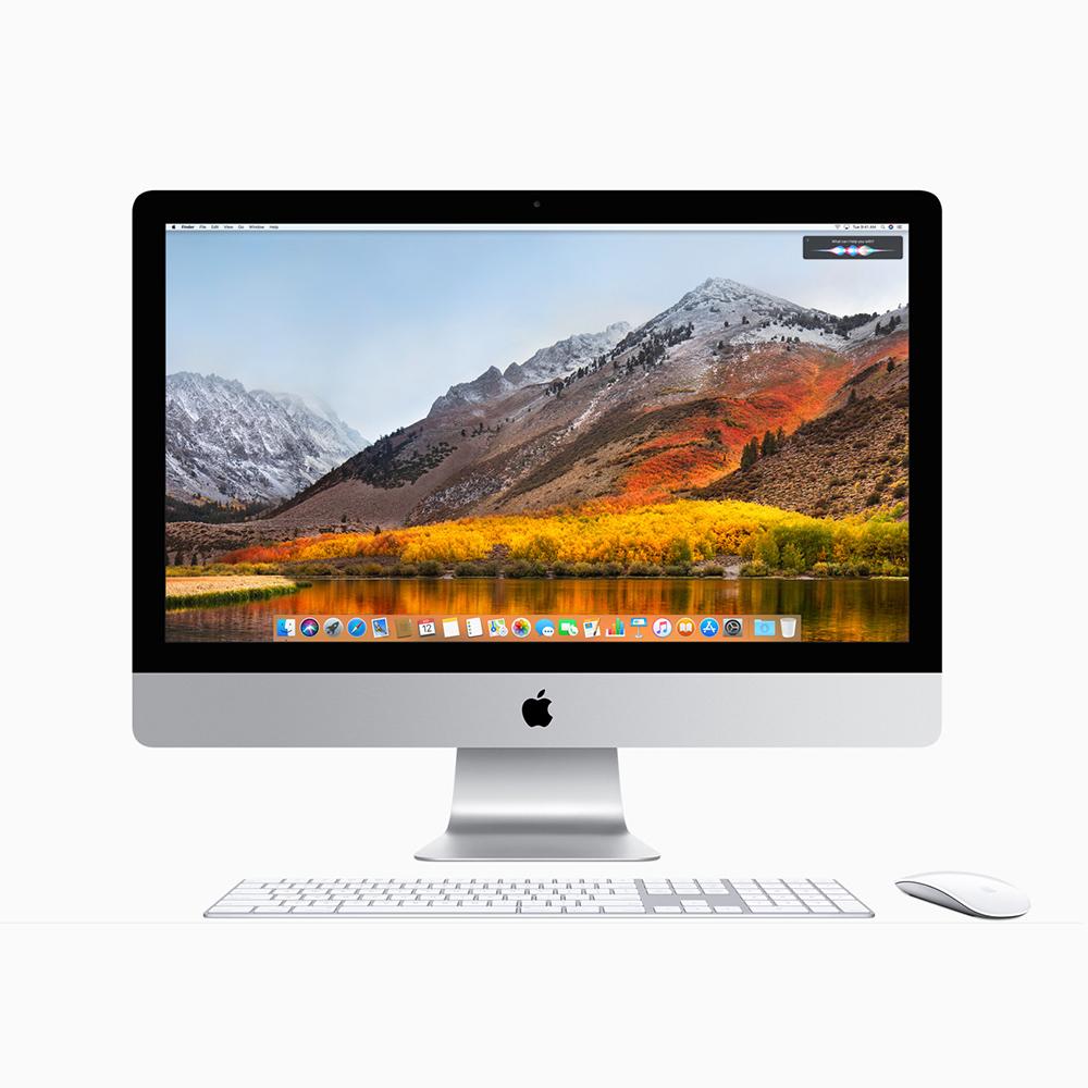 iMac 1 کامپیوتر همه کاره 27 اینچی اپل مدل iMac MNE92 2017 با صفحه نمایش رتینا 5K