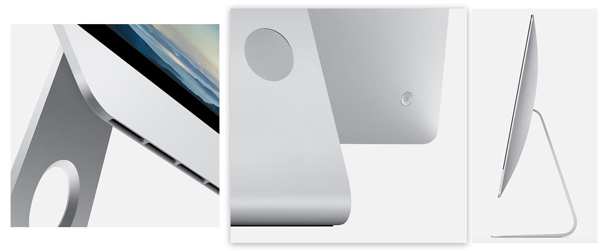 iMac 5 کامپیوتر همه کاره 27 اینچی اپل مدل iMac MNE92 2017 با صفحه نمایش رتینا 5K