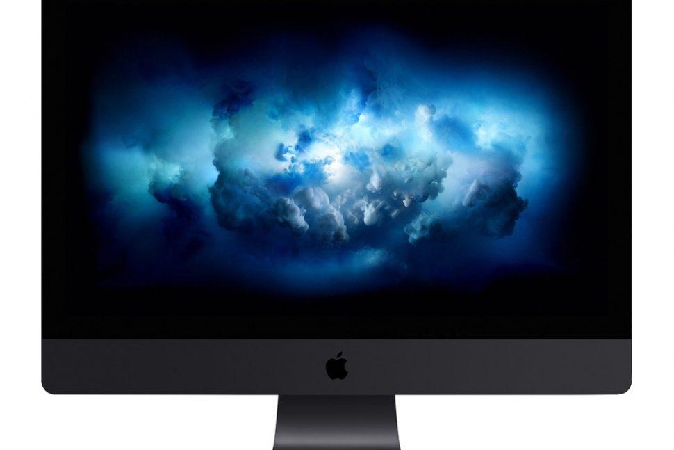 iMac Pro 1 970x647 کامپيوتر همه کاره 27 اينچي اپل مدل iMac Pro 2017 با صفحه نمايش 5K رتينا