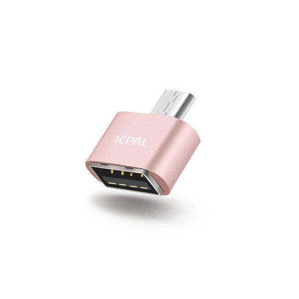 آدابتور مبدل میکرو یو اس بی به او تی جی micro usb to usb otg adapter | فروشگاه اینترنتی آی تی پخش
