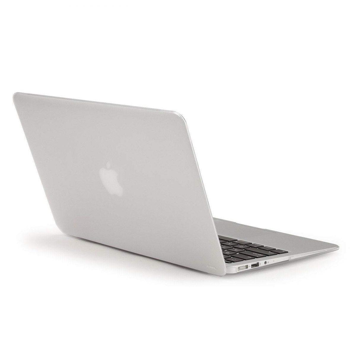 jcpal case macguard new ultra thin protective case for macbook air 13 macbook air 13 matte clear 27065063189 2048x 1200x1200 محافظ مک بوک ایر 11 اینچ فوق نازک جی سی پال | فروشگاه اینترنتی آی تی پخش