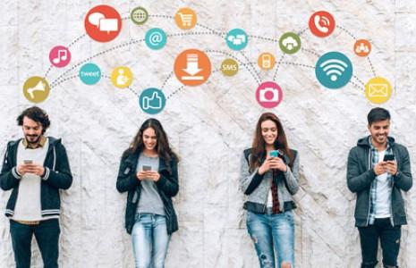 store شبکه های اجتماعی و چت های گفتگو از دیرباز تا کنون | جی سی پال